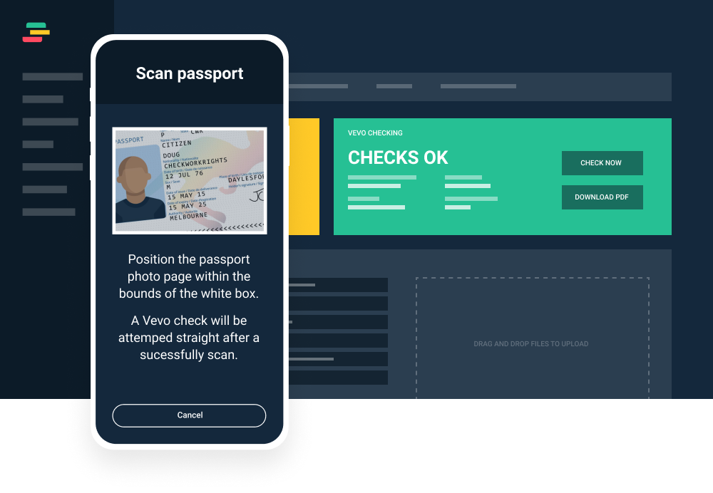 image illustrating Mobile passport scanning saves time and headaches feature