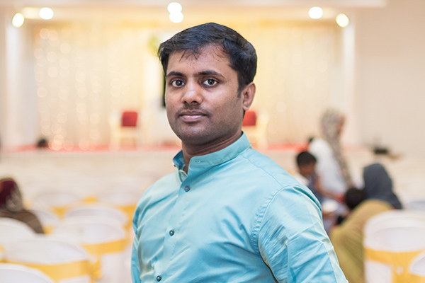 portrait of Mahasooq AT checkworkrights team member